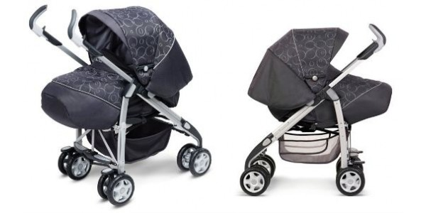 Silver Cross 3D Pram and Pushchair £185 (was £300) @ Mothercare