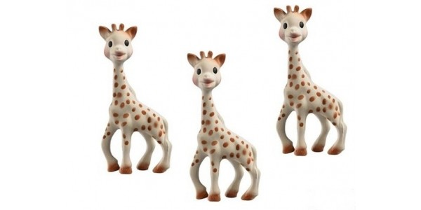 Sophie The Giraffe Gift Boxed Version £10.39 @ Amazon/John Lewis