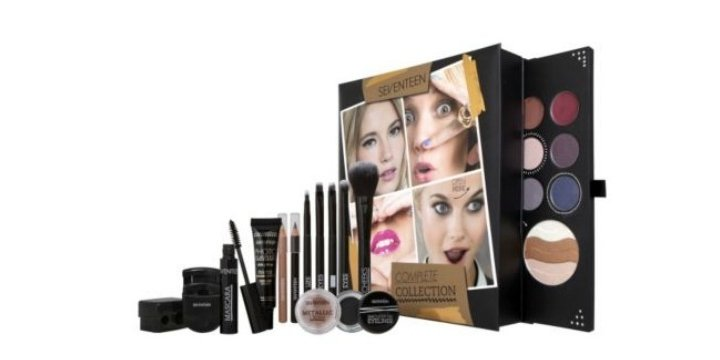 Seventeen Complete Collection Make Up Set Now U00a317.00 Was U00a335.00 @Boots