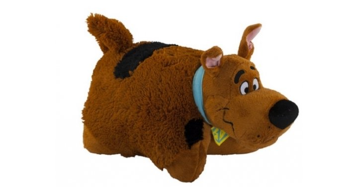 Scooby Doo Pillow Pet 163 19 99 Amazon