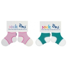 Baby Sock Ons From £2.45 Delivered