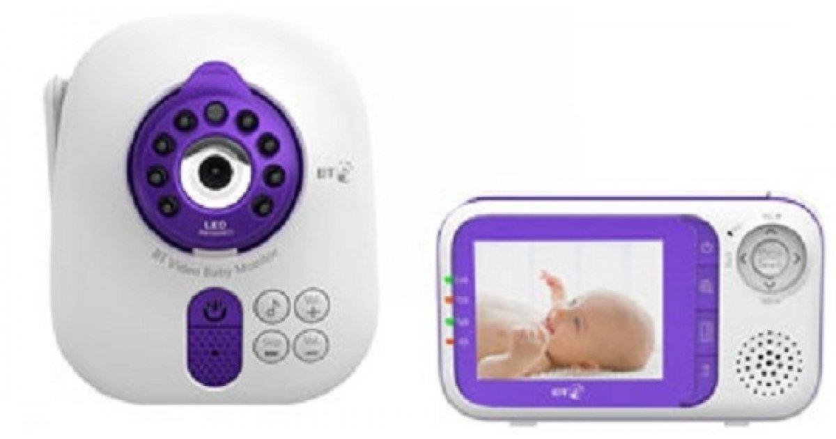 bt baby monitor only kiddicare. Black Bedroom Furniture Sets. Home Design Ideas
