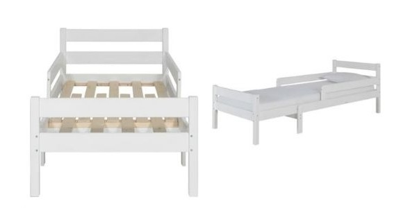 Grow With Me Extendable Toddler Bed £42.99 @ Argos