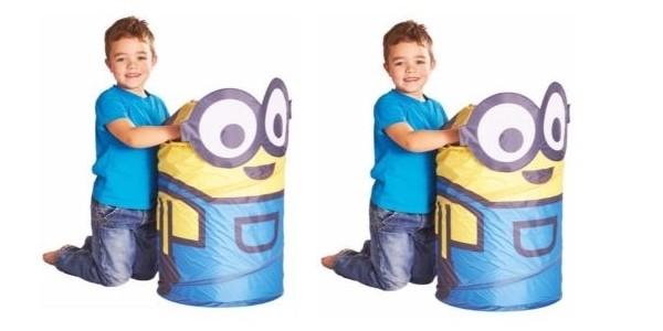 Minions Pop-Up Storage Bin £19.99 @ Argos
