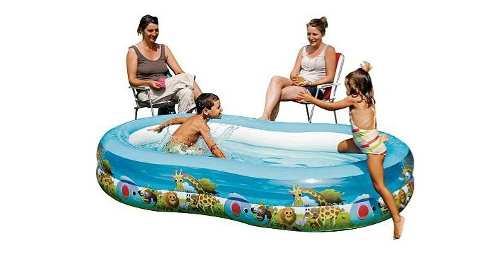 Chad valley animal paddling pool argos for Paddling pools deals