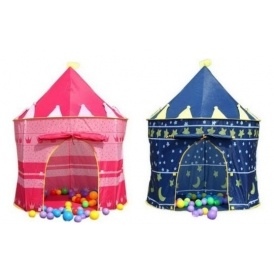 Castle Play Tents From £9.88 Delivered