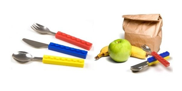 Snack & Stack Take Along Utensils £9.99 Delivered @ Amazon Seller Toy Zany