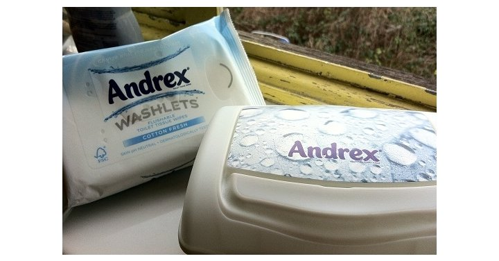 Andrex Moist Washlets Review - Reviews You Trust