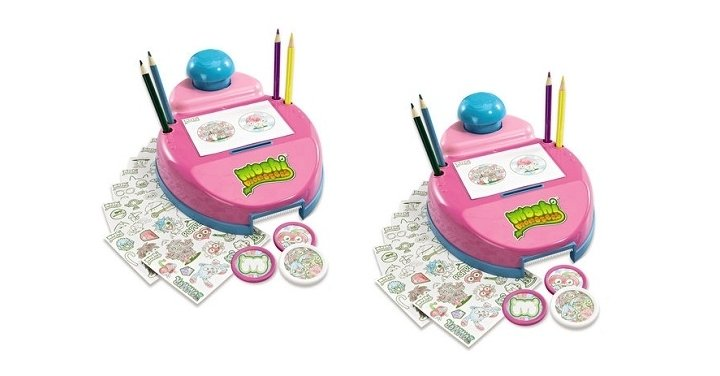 Crayola Moshi Monsters 3 In 1 Sticker Studio For Toys R Us