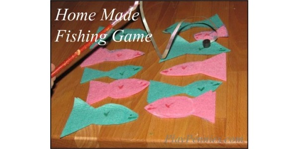 Workshop Wednesday: Fishing Game