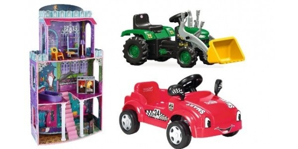 50%-70% Off Selected Toys: Starting From £4 @ Very