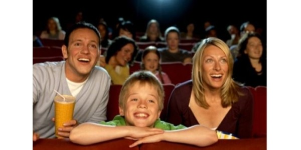 Two (£10) or Five (£20) Odeon Cinema Tickets @ Groupon