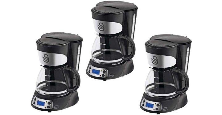 Swan Programmable Coffee Maker ?15.99 @ Argos