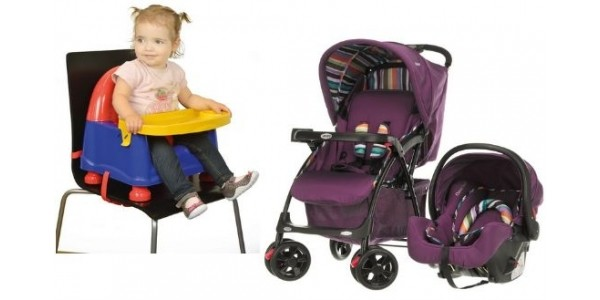 Up To 35% Off Baby Travel & Summer Essentials @ Amazon