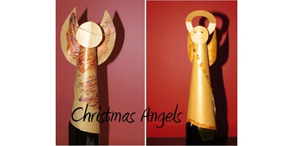 Workshop Wednesday: Christmas Angels