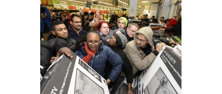 Asda Not Taking Part in Black Friday