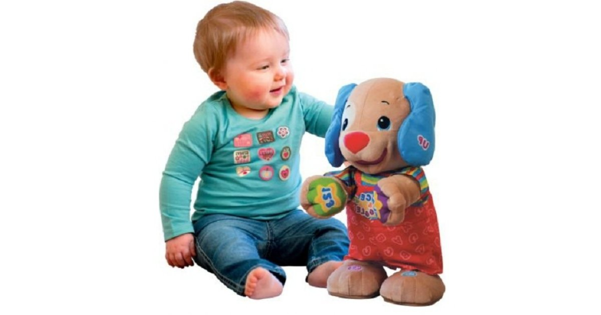 Fisher Price Dance And Play Puppy £23.99 @ Argos