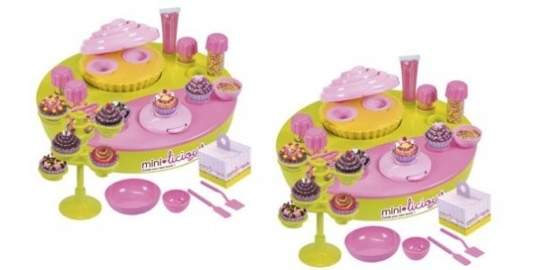 Minilicious Cupcake Workshop £10 @ Tesco Direct
