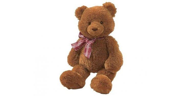 Cuddly Brown Teddy Bear 163 12 64 Amazon