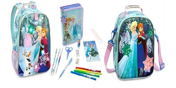 (EXPIRED) *GLITCH* Get Up To 20 FREE Disney Frozen Personalised Pencil Cases When You Buy Two Other Back To School Items @ Disney Store