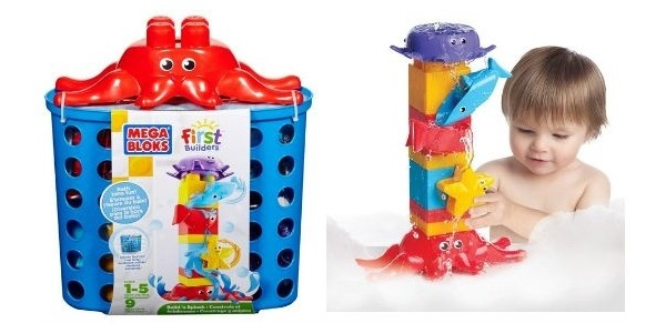 Mega Bloks First Builders Build & Splash £5.99 (was £14.99) @ Argos