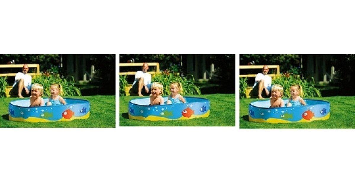 Four foot paddling pool tesco for Garden pool tesco