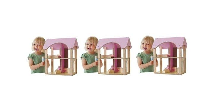 Chad Valley Wooden Dolls House £4.99 @ Argos