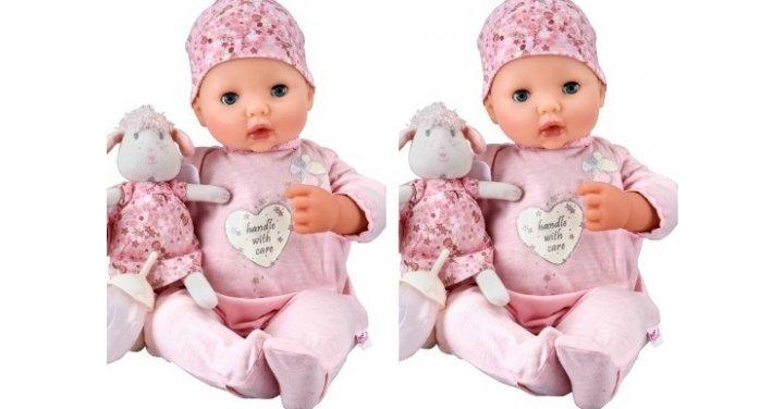 Baby Annabell Doll 163 22 49 Argos