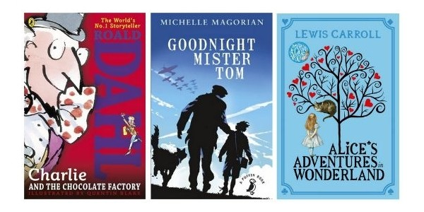Teachers Choose Their Top 'Must Read' Books For Primary School Children