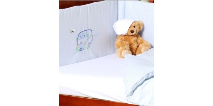 Baby Weavers Toddler Bed