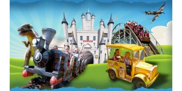 HUGE Discounts On Pre-Booked Tickets @ Gullivers Theme Parks
