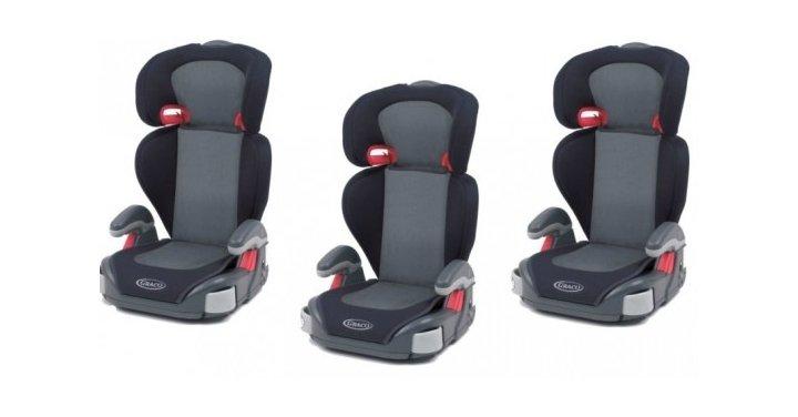 Graco Junior Maxi High Back Booster Seat Metropolitan 163 24