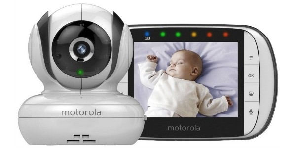 (EXPIRED) Prime Exclusive Deal: Motorola MBP36S Digital Video Monitor Now £77.99 (£62.99 with Family Code) @ Amazon