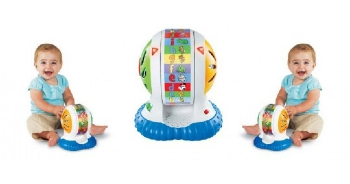 Leapfrog Spin And Sing Alphabet Zoo Ball 163 9 99 Amazon