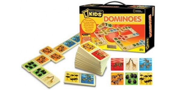 National Geographic Kids Dominoes £5 @ The Entertainer