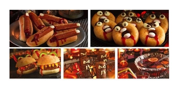 FREE Halloween Party Recipes, Printables, Music & More @ Co-Operative Food