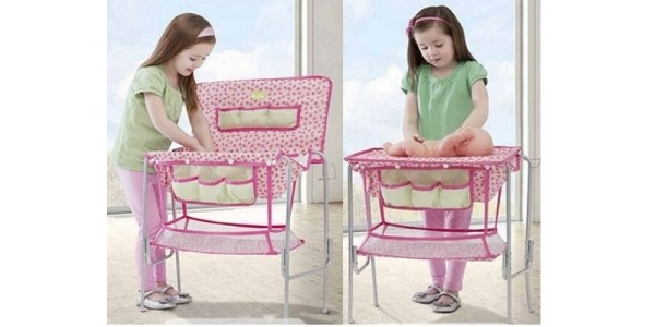 Silver Cross So Pretty 2 In 1 Doll's Changing Table £7.50 @ Mothercare