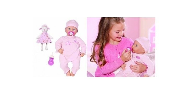 baby annabell original doll tesco. Black Bedroom Furniture Sets. Home Design Ideas
