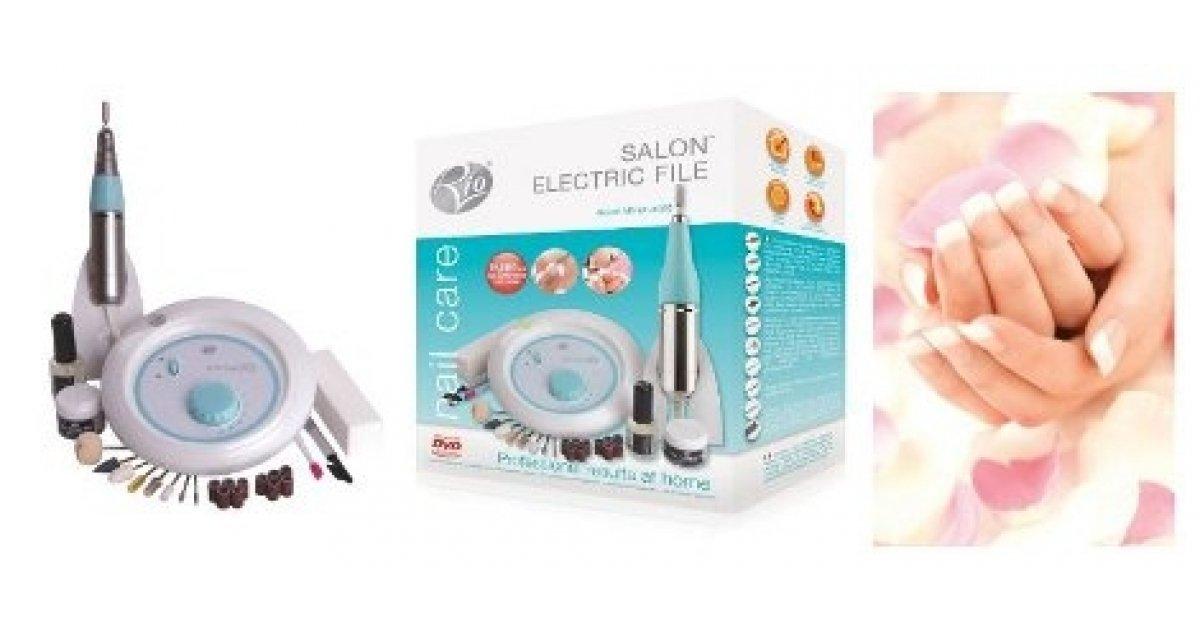 Rio Salon Electric Nail File £39.99 @ Amazon