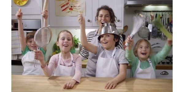 "Coming Soon: ""Let's Cookalong"" with Tesco"
