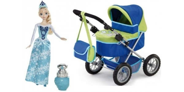 Up To 50% Off Selected Dolls & Accessories @ Amazon