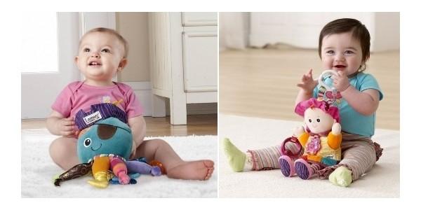 BIG Savings on Lamaze Baby Toys, now from £4.69 @ Amazon