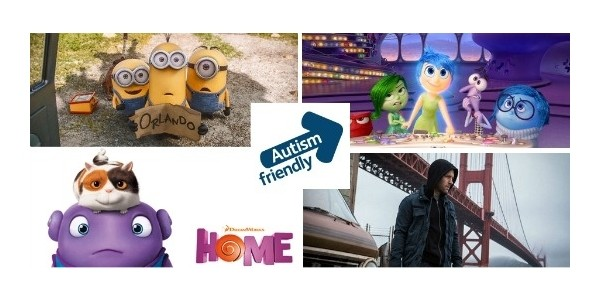 Autism Friendly Cinema Screenings For July