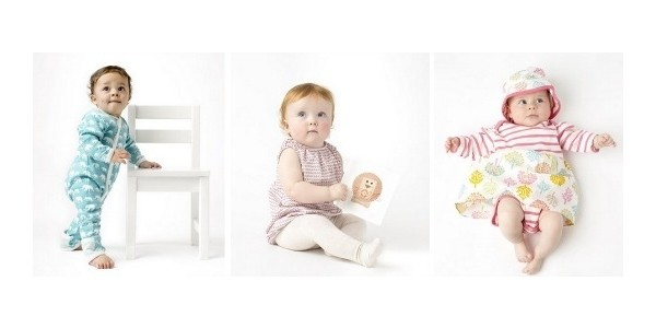 New Baby Gifts With All Profits To Charity @ From Babies With Love