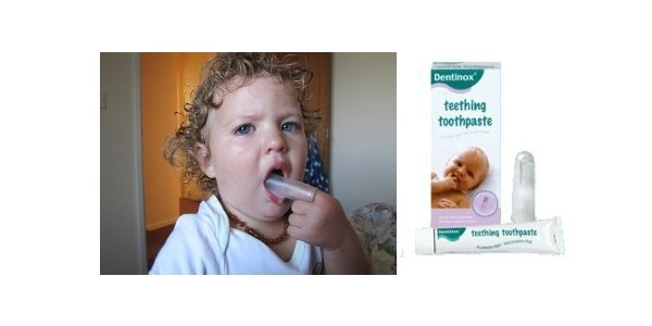 Dentinox Teething Toothpaste Review