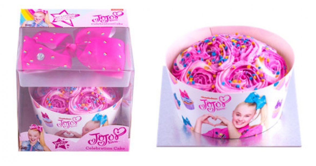 New Jojo Siwa Celebration Cake 163 13 Asda