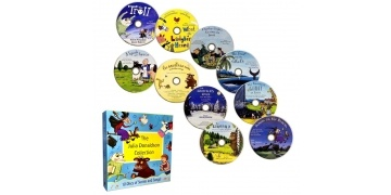 julia-donaldson-10-cd-audio-collection-gbp-999-rrp-gbp-40-the-book-people-181556