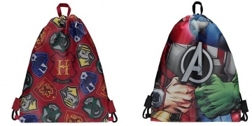 Harry Potter/Avengers Swim Bag