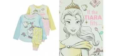 new-disney-beauty-and-the-beast-mrs-pots-pyjama-set-2-pack-from-gbp-12-asda-george-182544