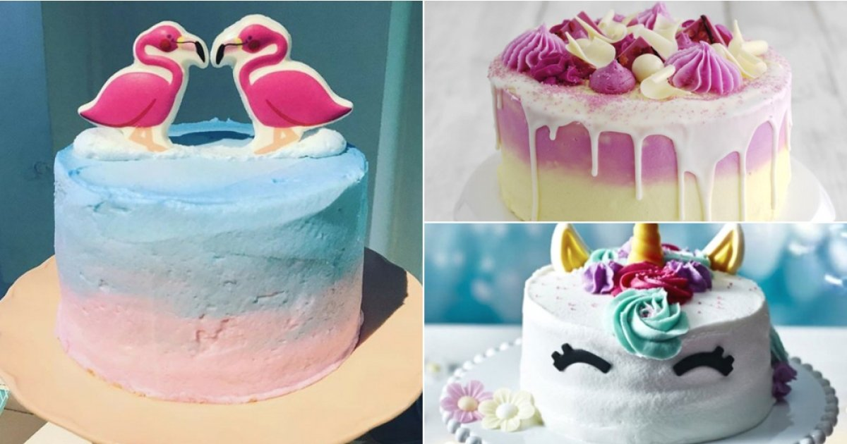 Best Birthday Cakes For Kids Including Allergy Friendly Ones